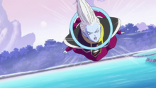 Whis en action