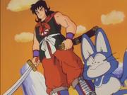 Yamcha e Pual vs Goku e Oolong