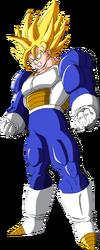 Goku ascendent super sayan