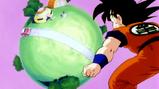 Planète découverte par Goku