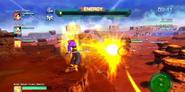 Trunks del Futuro (SS) Rompedor Divino (Battle of Z)