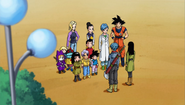 Trunks y Mai despedida todos 2
