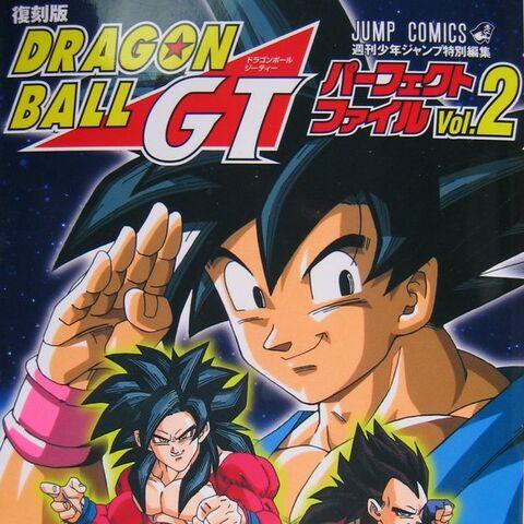 Dragon Ball GT Perfect Files Vol 2