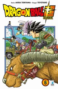Dragon Ball Super Volume 6