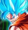Goku Super Saiyan Azul XV2