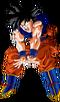 Goku genkidama by boscha196-d3imit4