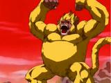 Nuova trasformazione per Goku