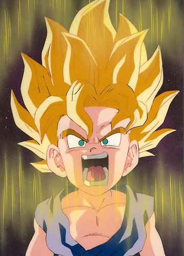 Imagen  Goku ssj espaciojpg  Dragon Ball Wiki  FANDOM powered