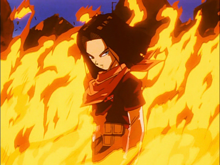 Hell Fighter 17 Dragon Ball Wiki Fandom Powered By Wikia