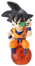Chara puchi Ginyu in Goku body