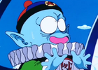 Pilaf talking to piccolo