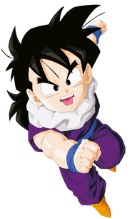 Son gohan render extraction png by tatty bojangles-d56ta7m
