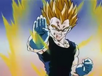 Vegeta ssj2 shooting a big bang attack