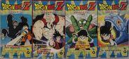 02. Dragon Ball Z Greek VHS (DeAgostini Hellas)