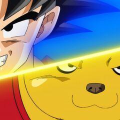 Botamo VS Son Goku.
