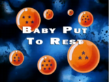 Baby Put to Rest