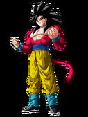 Goku SSJ4v2 Trans