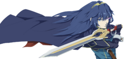 Konachan.com - 144763 23ichiya blue hair fire emblem fire emblem- awakening sword weapon