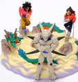 Super Shenron diorama