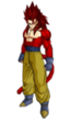 Vegetto ssj4 by db own universe arts-d34zqe1