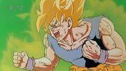 DB Kai Goku Super Saiyan