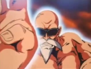 Roshi power up