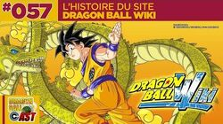 DBC 57 L'histoire du site Dragon Ball Wikia