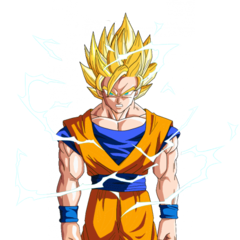 Son Goku Super Saiyan 2