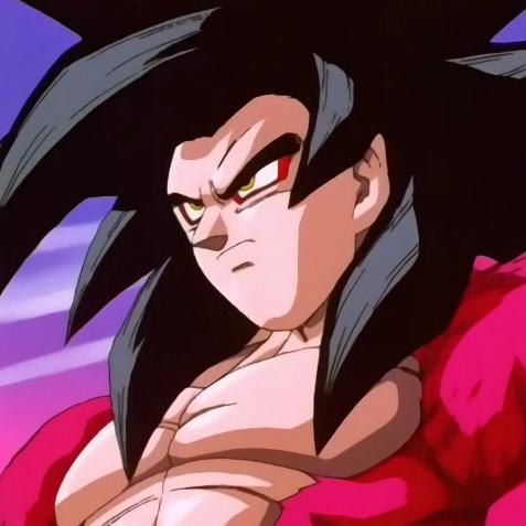 Super Saiyan 4-E
