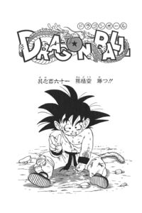 The Fist of Son Goku