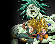 DragonBallThemovies single Volumen 11 (Wallpaper)