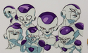 Frieza concept art for DBS Broly