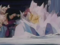 Skud about to punch gohan