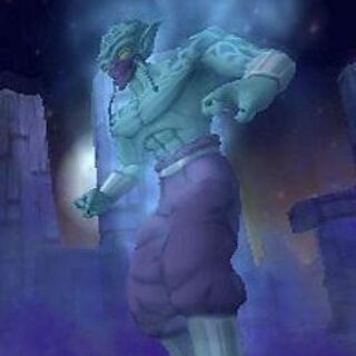 Soba in <i>Dragon Ball Z: Sagas</i>.