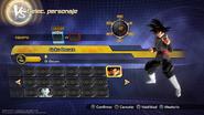 Goku Oscuro - Goku Black Xenoverse 2 Roster
