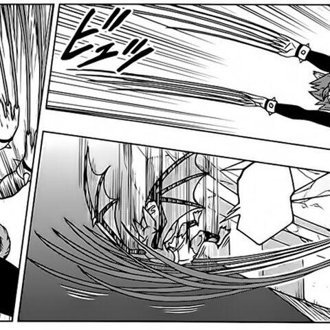 Hop nel manga.