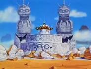 Ruinas de la Montaña Goro Goro
