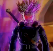 Trunks Modo Villano