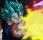 Vegetto Spirit Sword Close