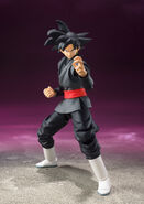 Bandai Tamashii Nations S.H. Figuarts Goku Black (1)
