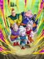 Dokkan Battle Watchers of the Cosmos Supreme Kai card (Universe 7 Supreme Kai's)