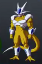 Golden Cooler FighterZ