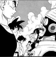 Scan del Manga, Luchadores Edic.23 del torneo