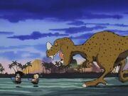 Training Island - dinosauro
