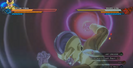 DBXV2 Golden Frieza charging Last Emperor