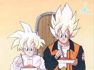 Gohan&Goku
