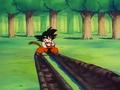 GokuAfterTakingTheDodonRayHeadOn