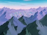 La ciudad del norte