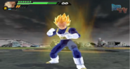 Vegeta BT3 vs Broly