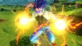 DBXV2 Future Warrior 2 (1.05.00 Update) Menacing Flare (Charging Energy Wave)